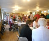 Celebration Tea in Church Hall