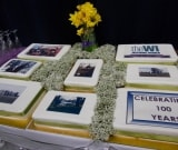 Some of the celebration cakes