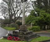 Winsley War Memorial - Before Renovation - Photography - Phillip Bush
